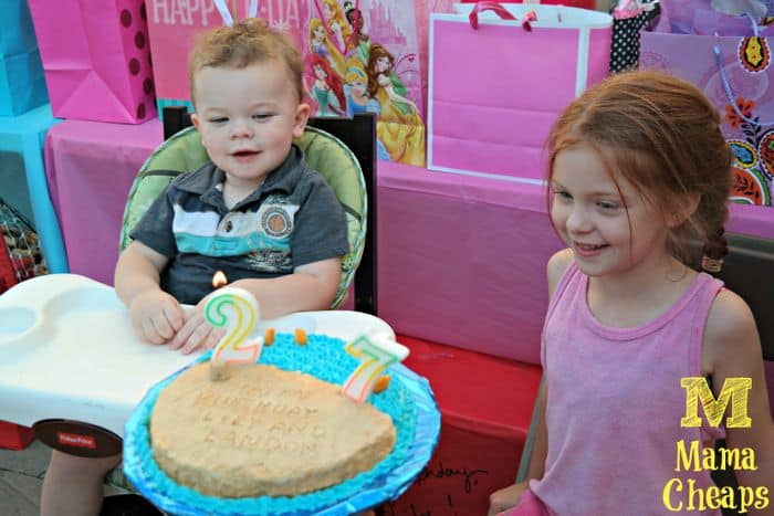 lily landon birthday party