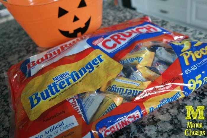 nestle halloween treats