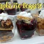 Simple Pie Dessert Bar
