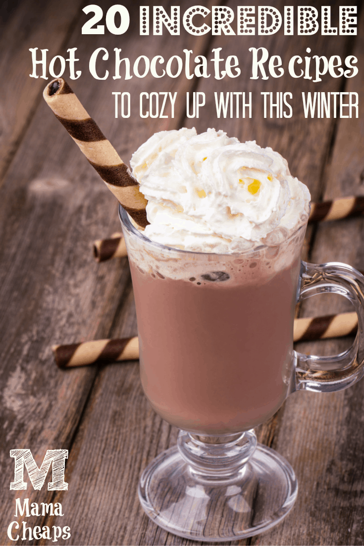 20 incredible chocolate recipes to cozy up with this winter