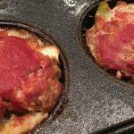 Mini Turkey Meatloaf