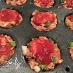 Turkey Meatloaf Muffin Tin