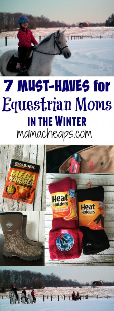 7 Must-Haves for Equestrian Moms in the Winter