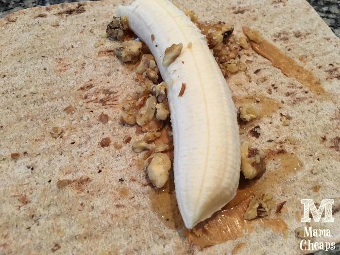Banana Wheat Wrap