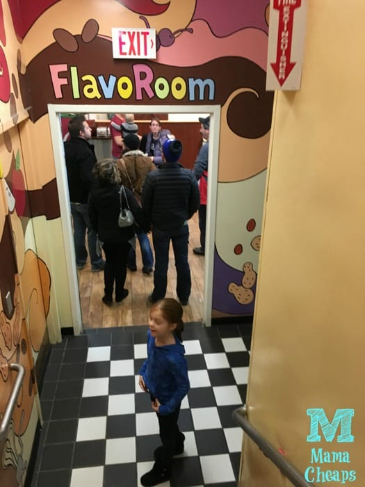 Ben and Jerrys FlavoRoom