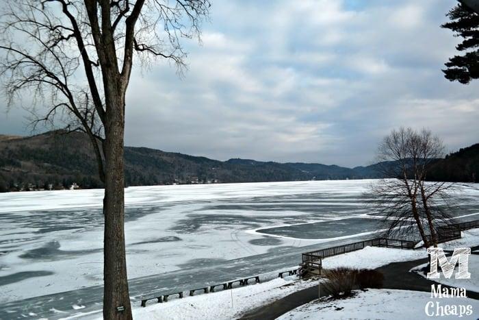 Frozen Lake Morey 1