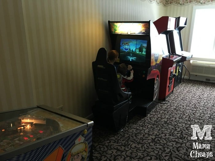 Lake Morey Resort Arcade