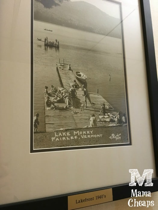 Lake Morey Resort Historical Photo