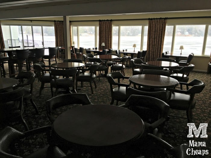 Lake Morey Resort Steamboat Lounge