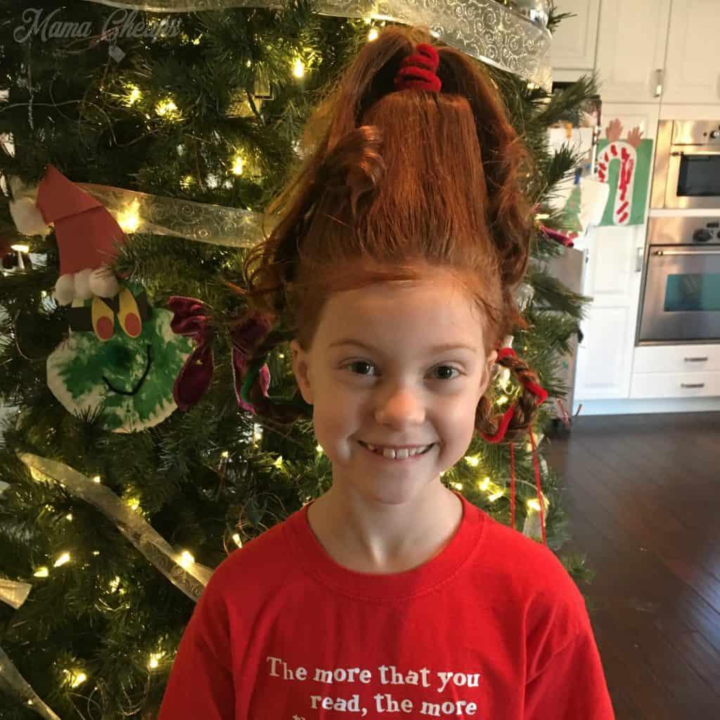 Lily Seuss Hair