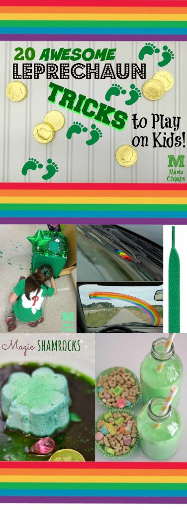 20 Awesome Leprechaun Tricks to Play On Your Kids