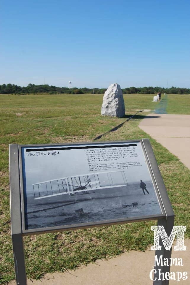 First Flight Wright Brothers Outer Banks
