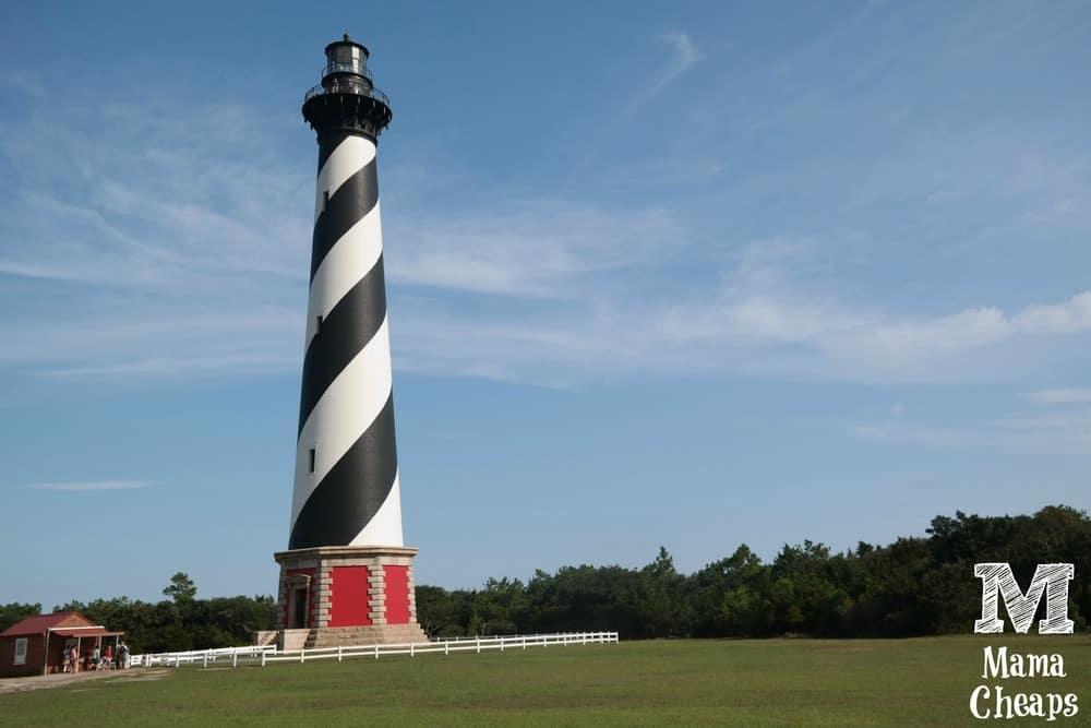 Hatteras Island Lighthouse