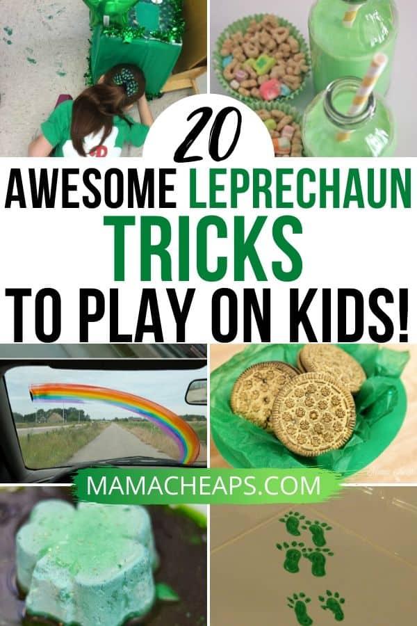 easy leprechaun tricks