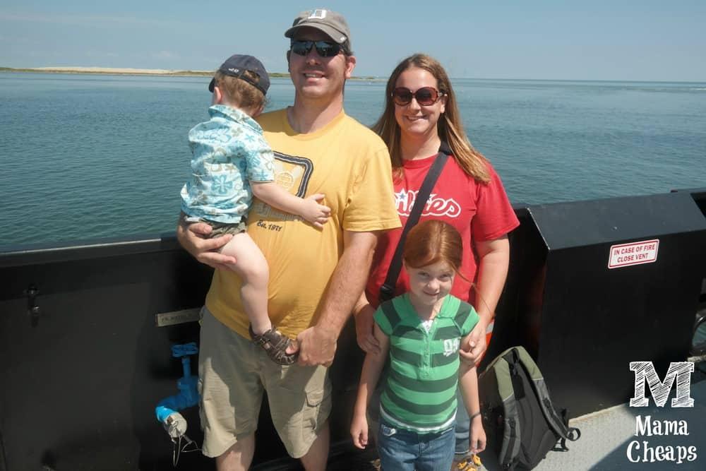 Ferry to Ocracoke Island