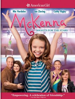 American Girl McKenna Shoots for the Stars