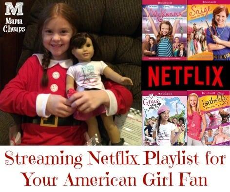 American Girl Netflix