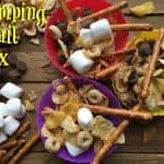 Camping Trail Mix Snack