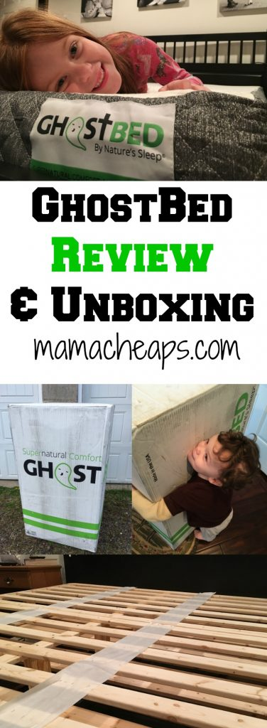 GhostBed Review