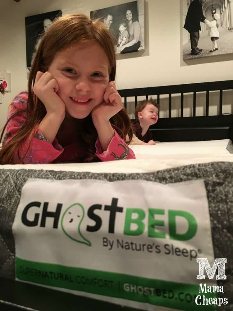 Kids on GhostBed