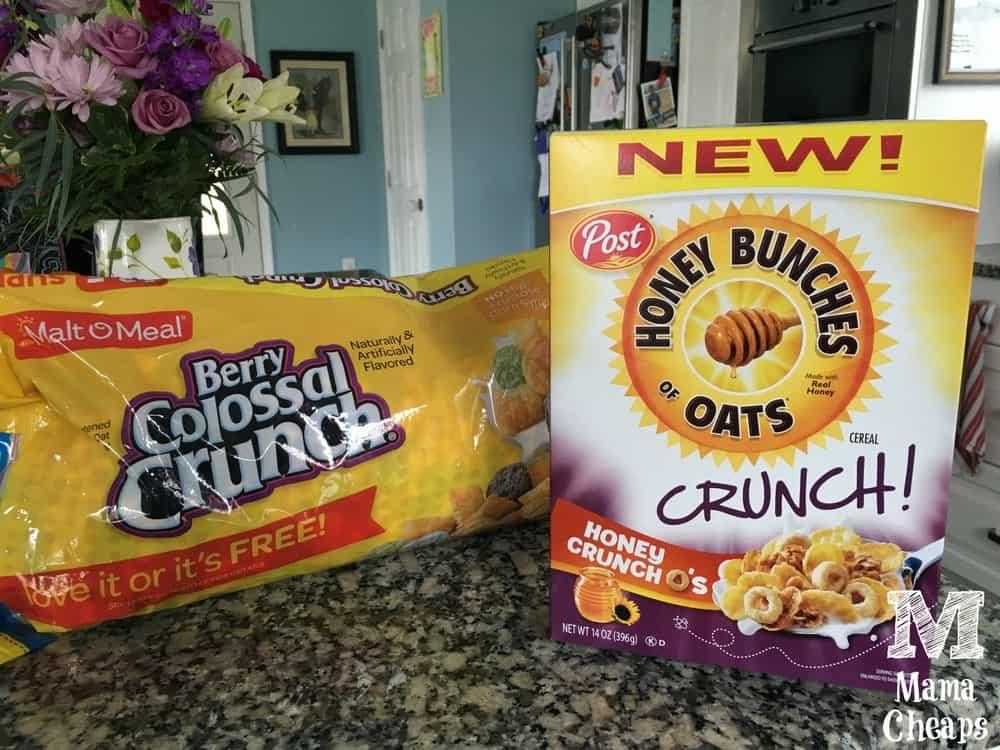 Malt O Meal Post Cereal