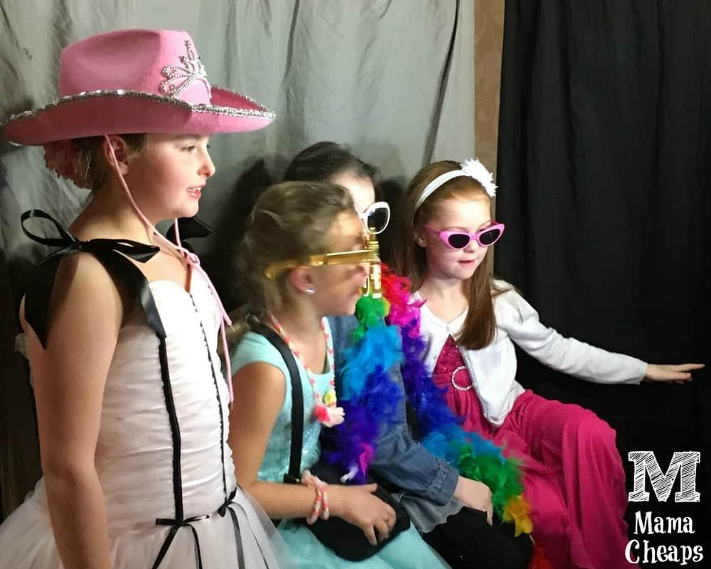 Photobooth at Banquet