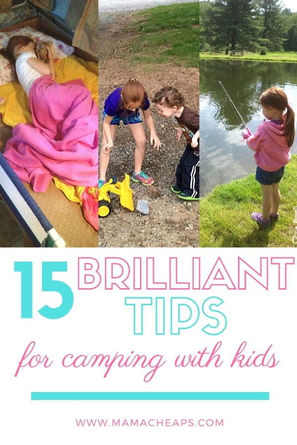 Brilliant Tips for Camping with Kids