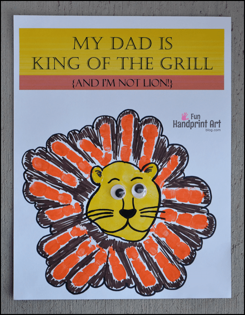 My-Dad-is-King-of-the-Grill-Printable-Craft