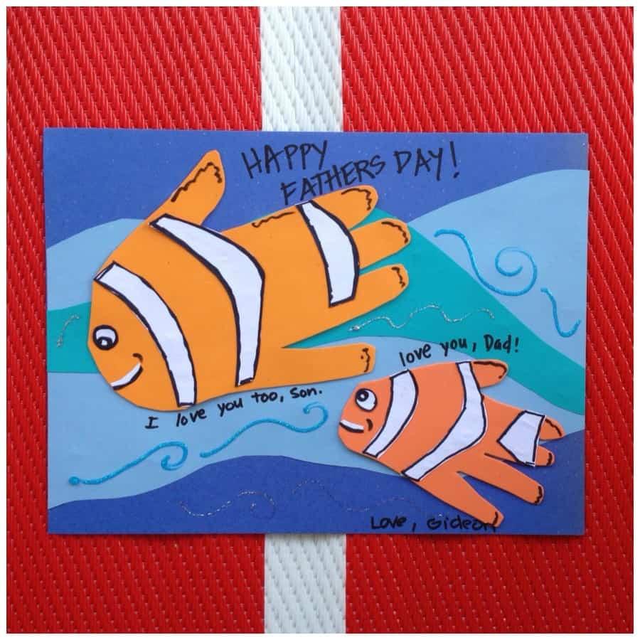 Nemo Handprint GIft