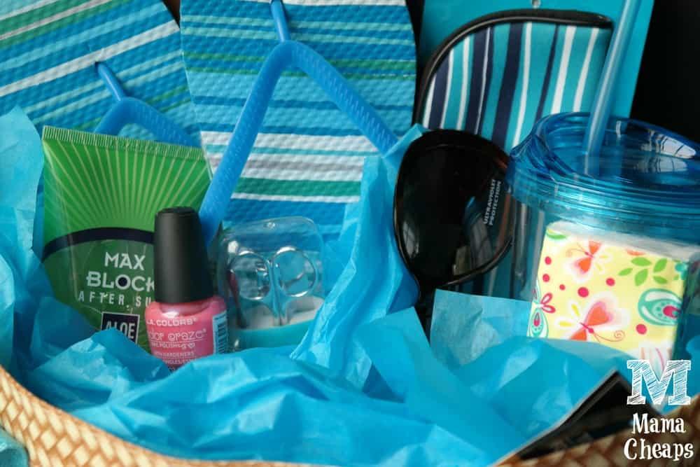 Summer Tote Teacher Gift