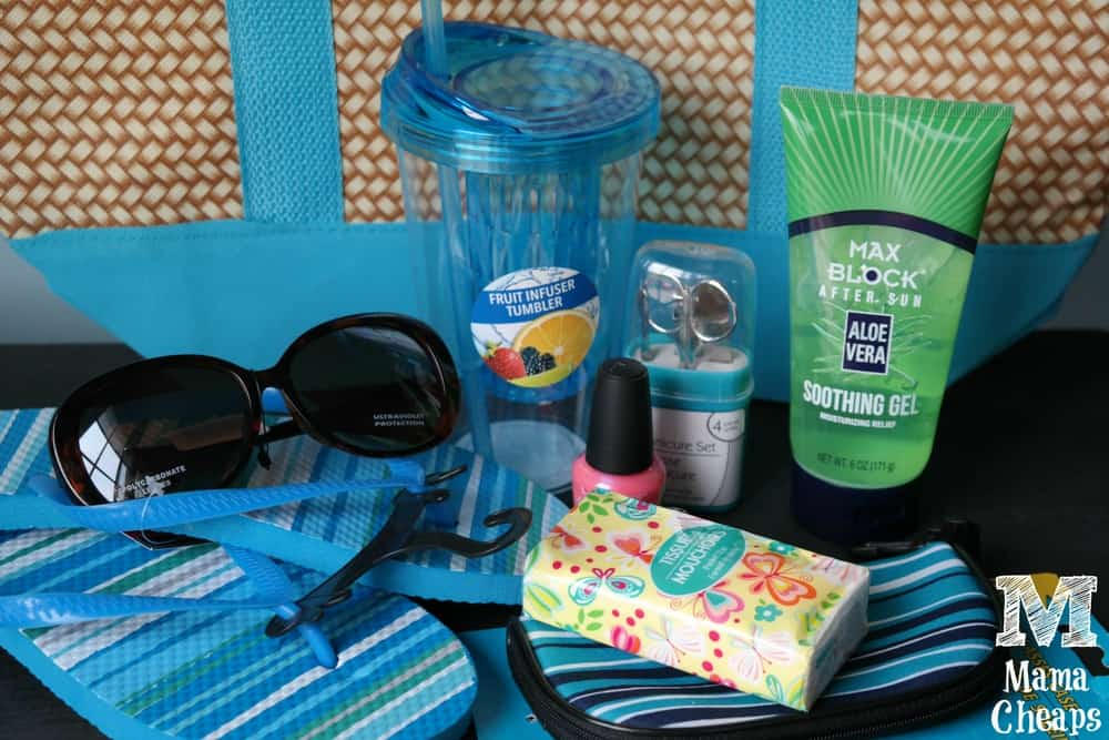 Teacher Tote Bag Gift Contents