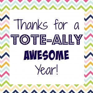 Tote Ally Awesome Year