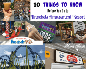 10 Things You Need to Know Before You Go to Knoebels Amusement Resort