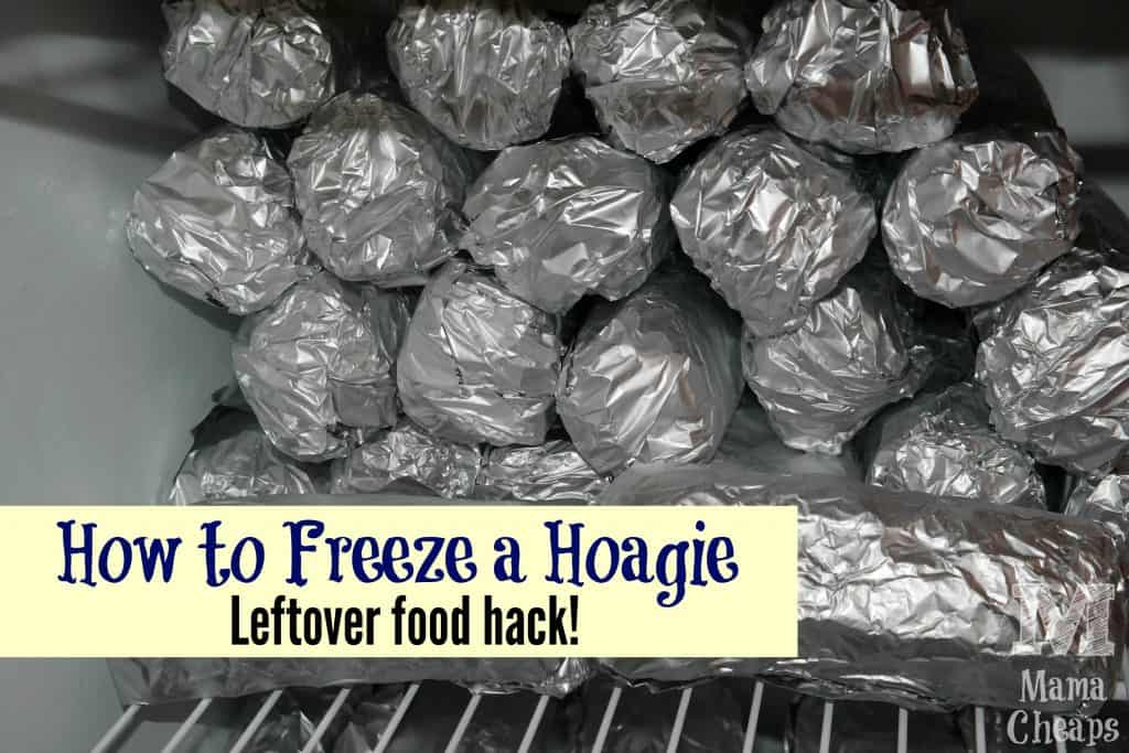 Can You Freeze a Hoagie