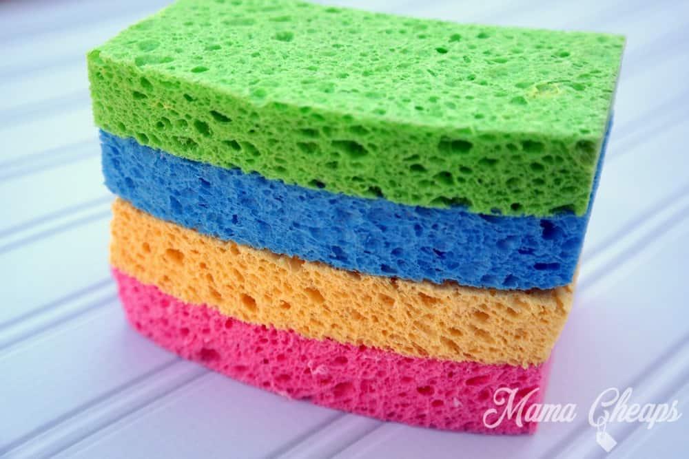 Lysol Sponges