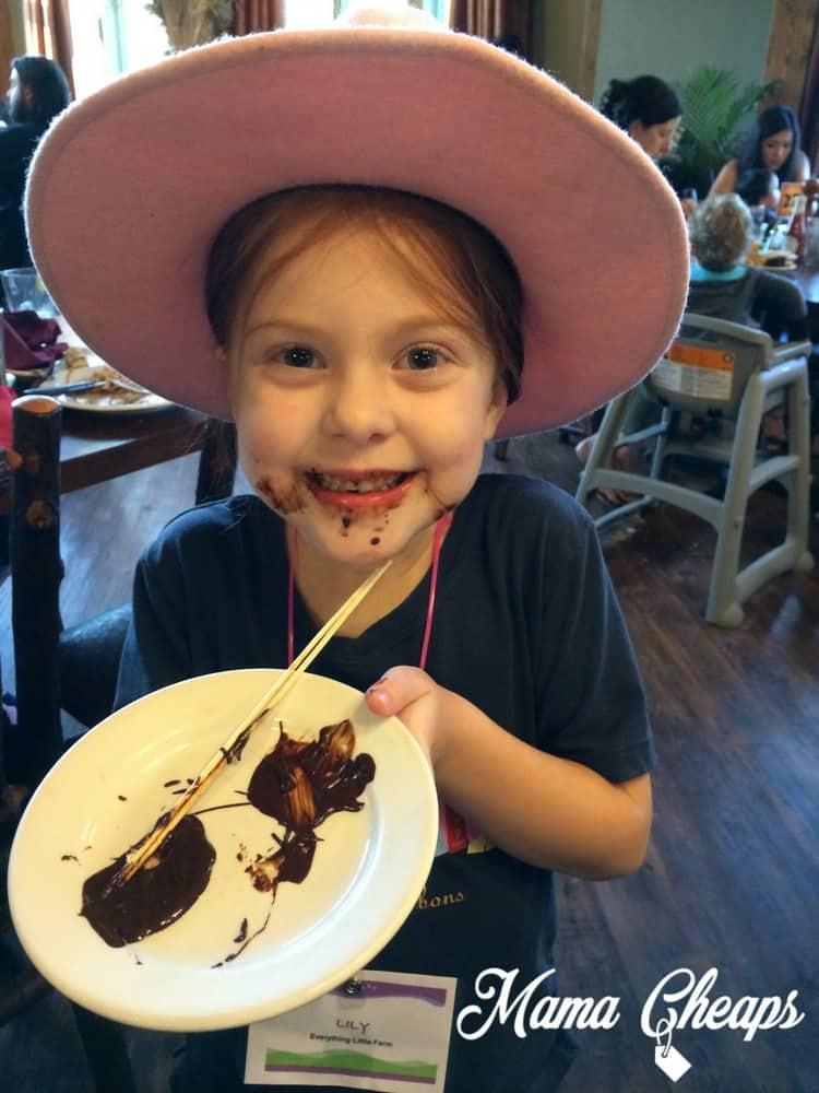 Rocking Horse Ranch Dessert