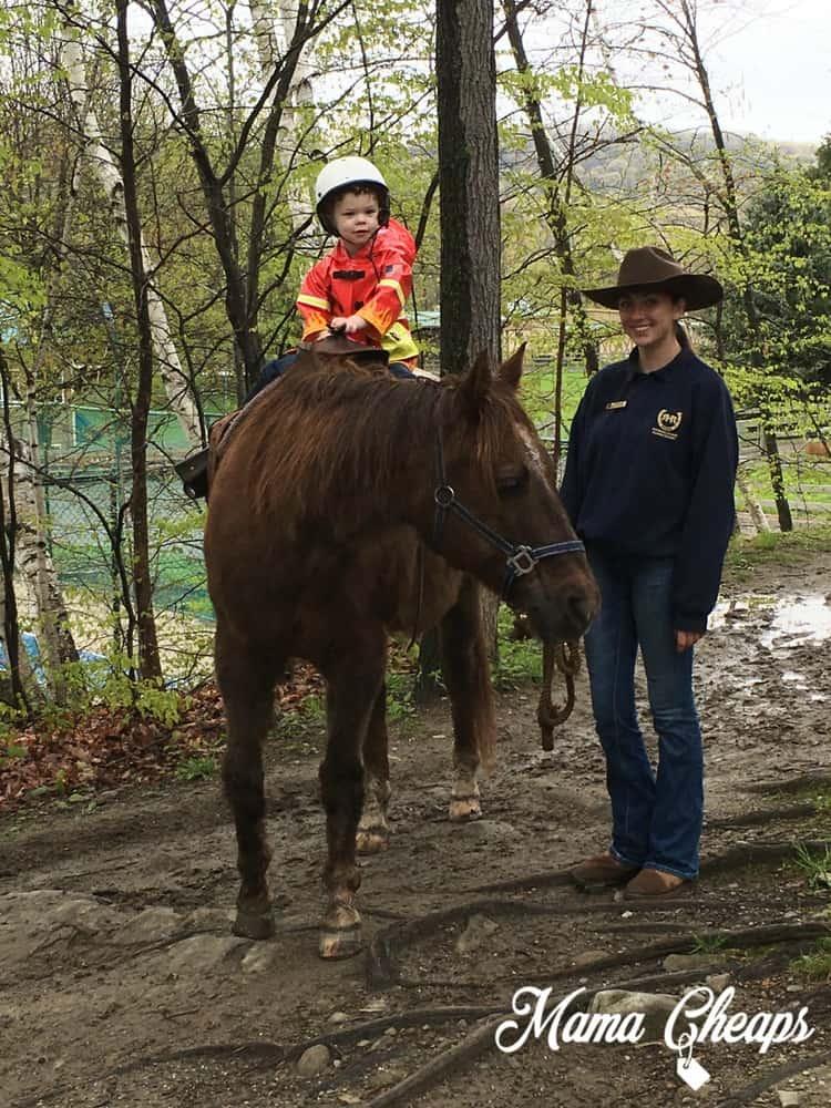 Rocking Horse Ranch Landon Pony Ride