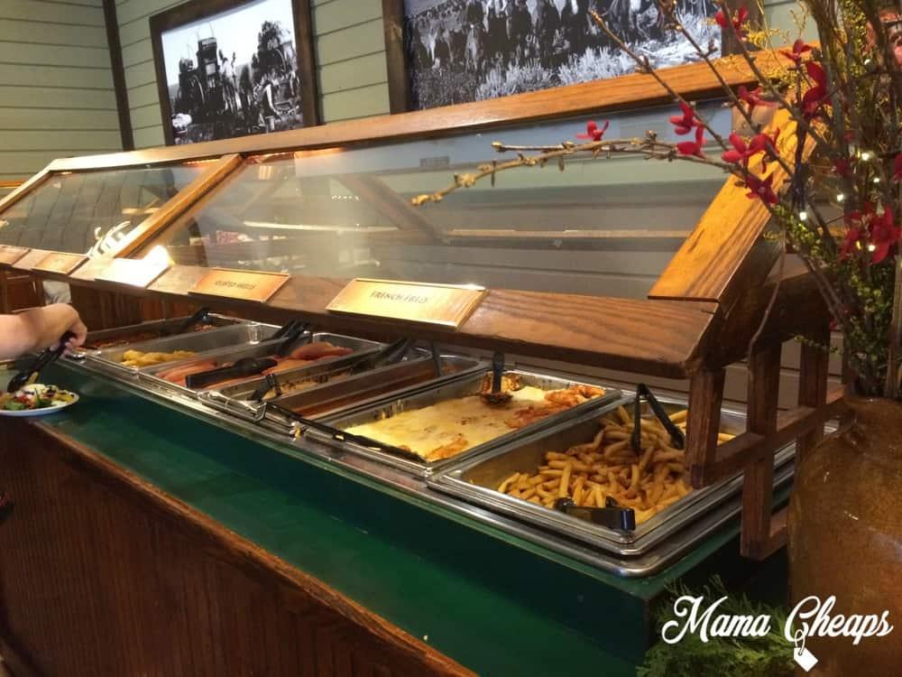 Rocking Horse Ranch Lunch Buffet