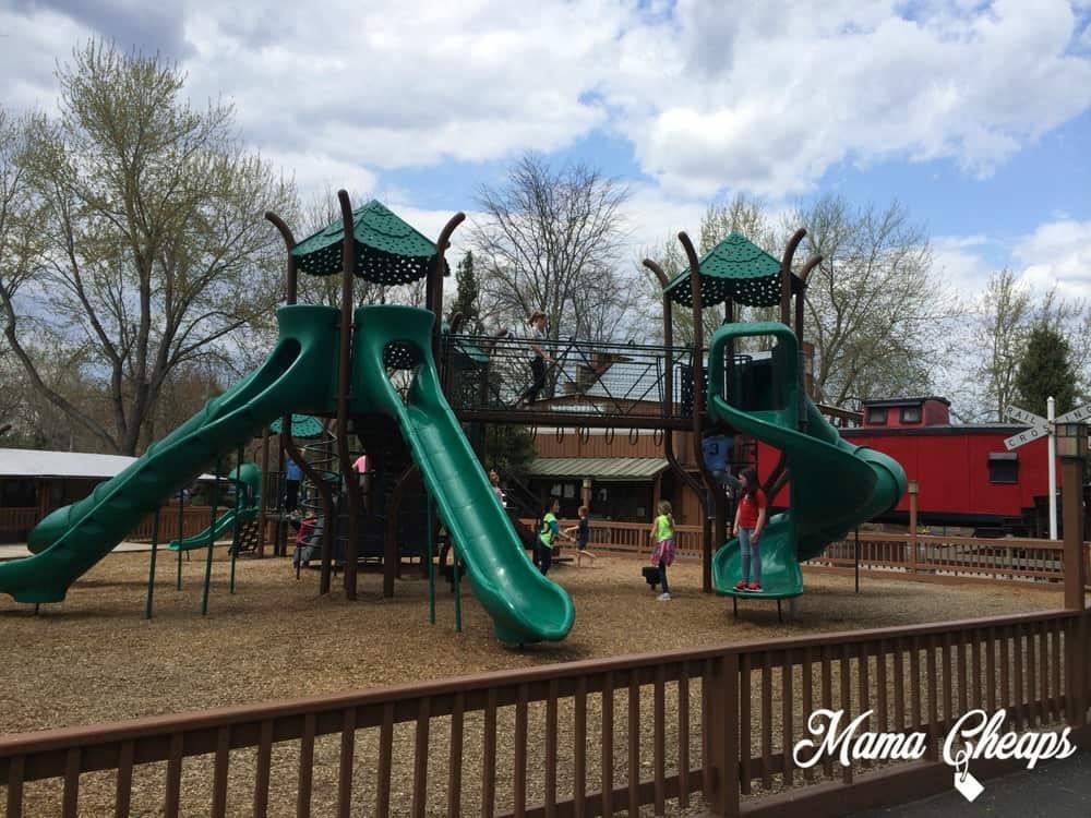 Rocking Horse Ranch Playground