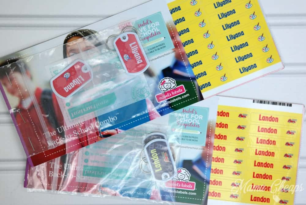 Mabels Labels Ultimate Back to School Combo Pack