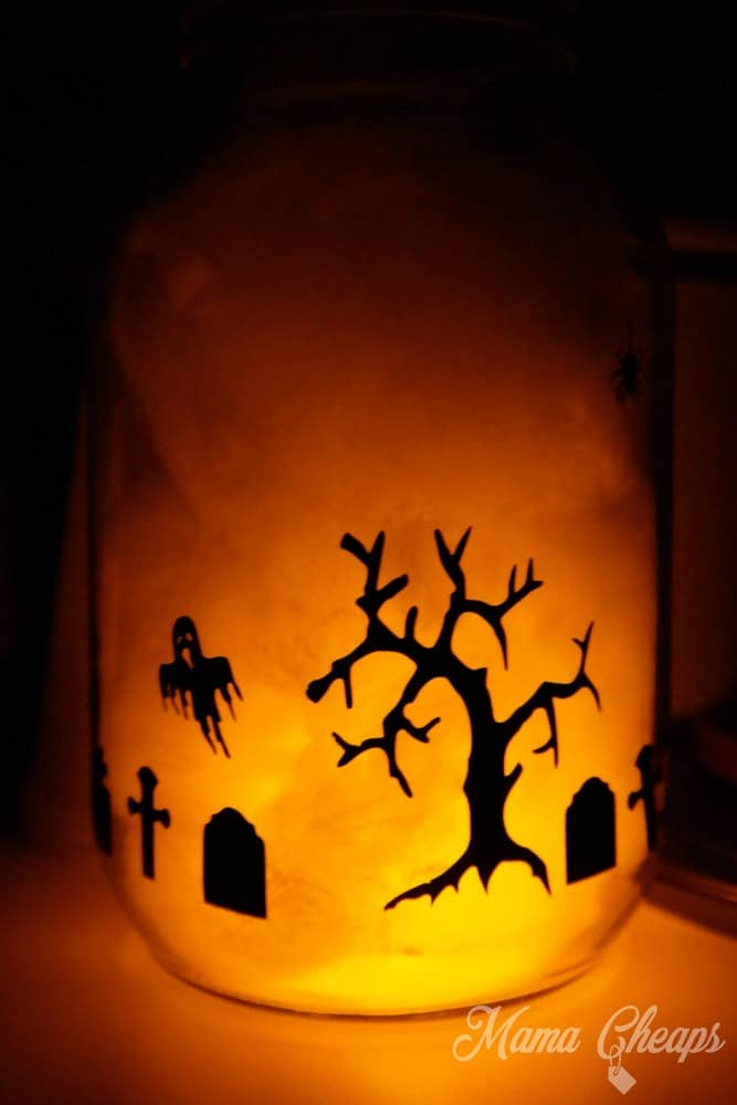 Halloween Luminary Craft
