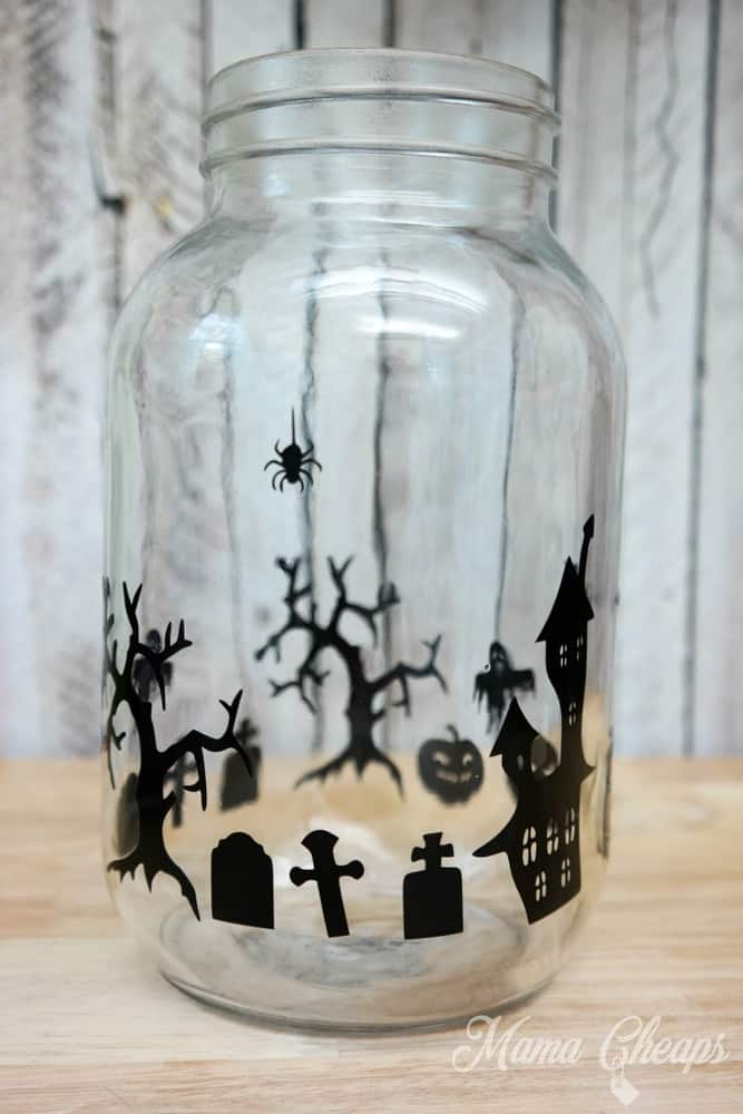 Halloween Luminary Project
