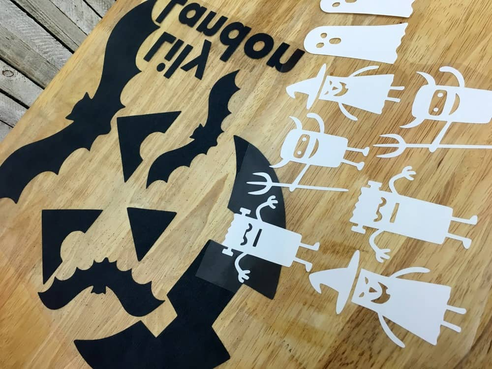 vinyl-halloween-shapes