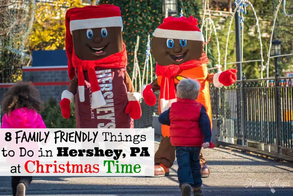 8 family friendly things to do in hershey - Christmas At Hershey