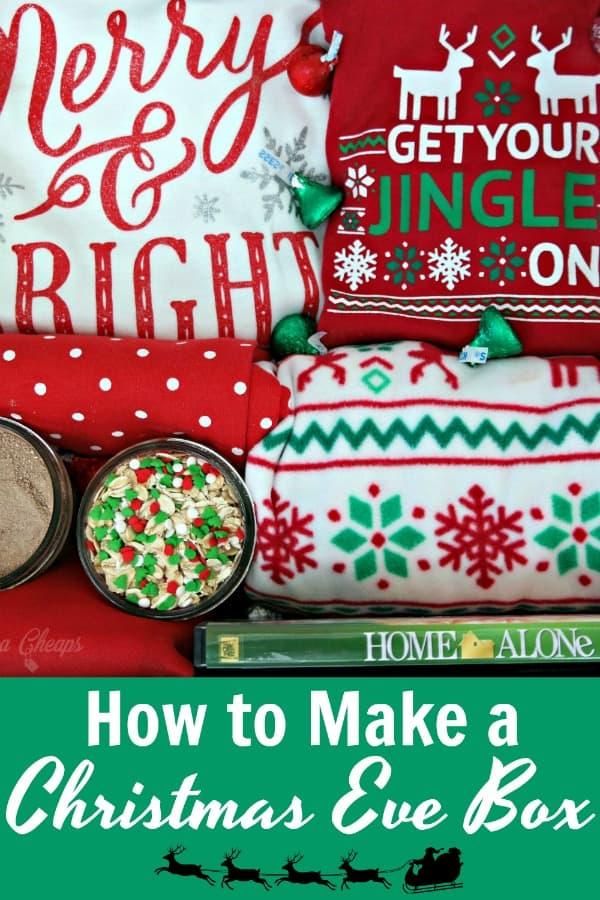 Christmas Eve Box PIN 2