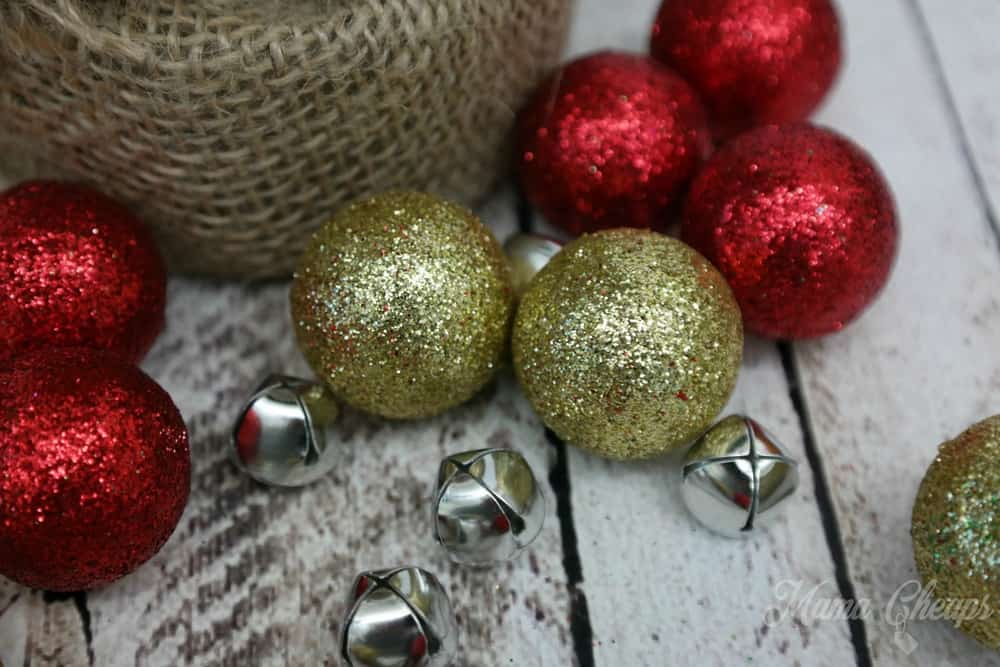 Glitter Balls Jingle Bells