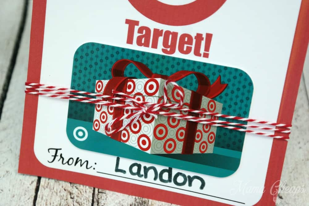 Target Gift Cards sale