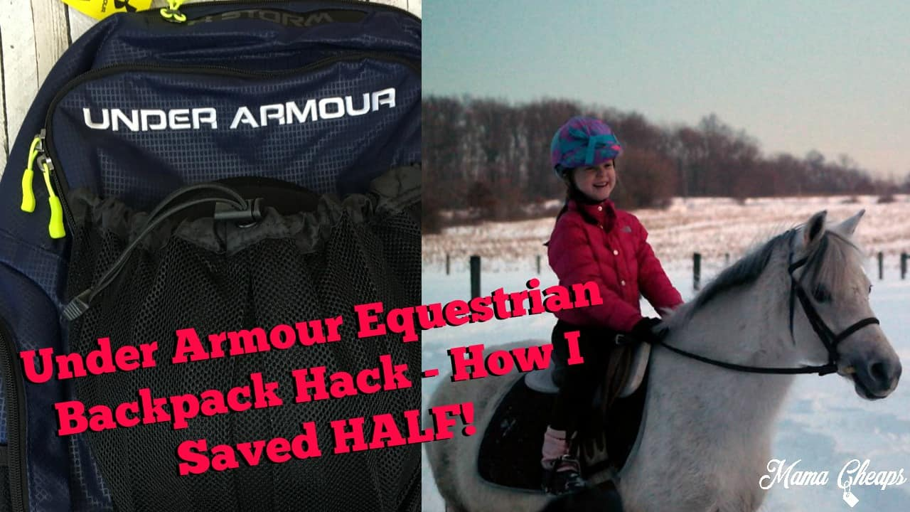 Under Armour Backpack Thumbnail