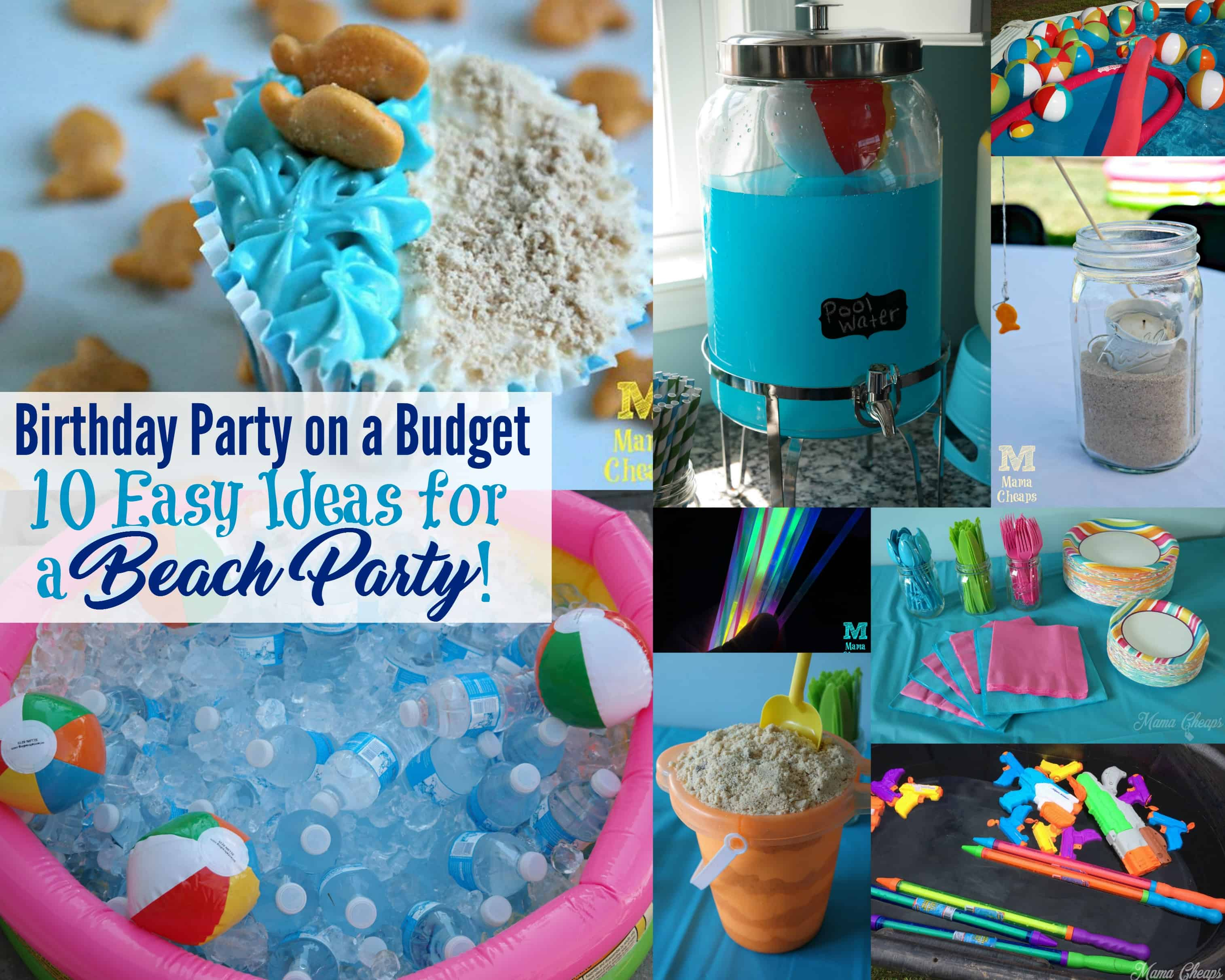 Birthday Party Inspiration