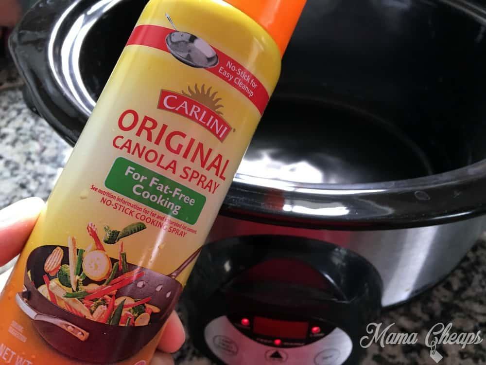 Carlini Canola Cooking Spray